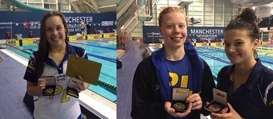 Medals galore for Plymouth Leander swimmers at top international meet