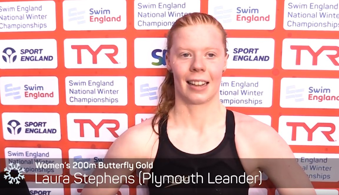 Watch Laura Stephens post race interview