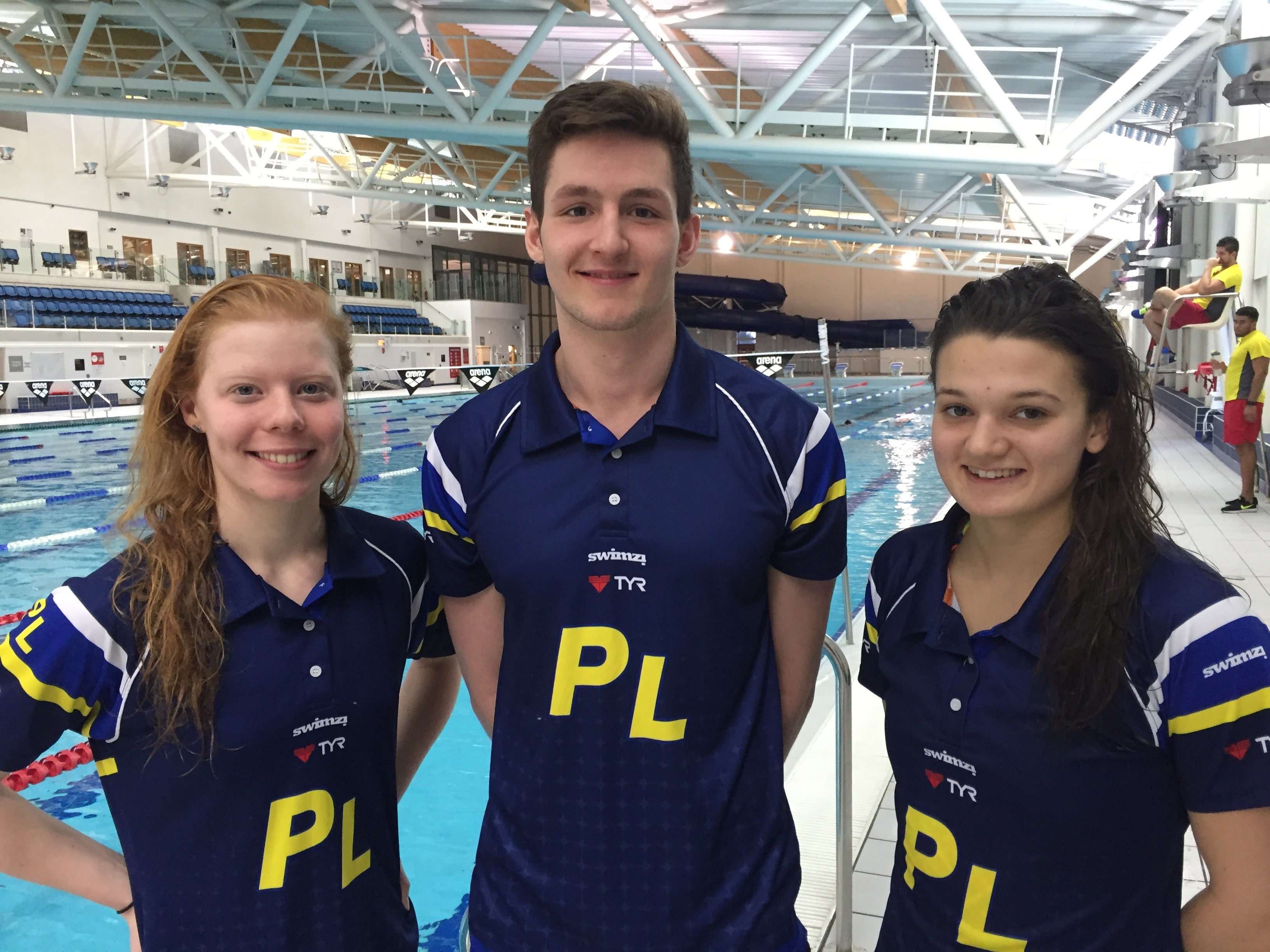 Unprecedented number of Plymouth Leander swimmers selected for 2018 Commonwealth Games