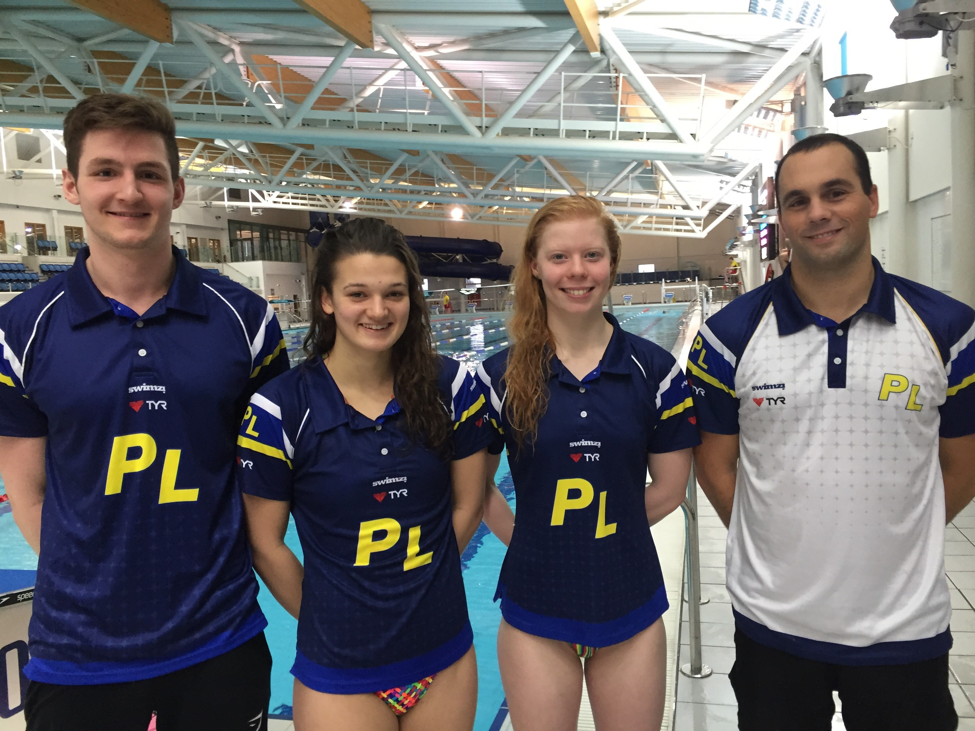 Plymouth Leander in Arena League National Final