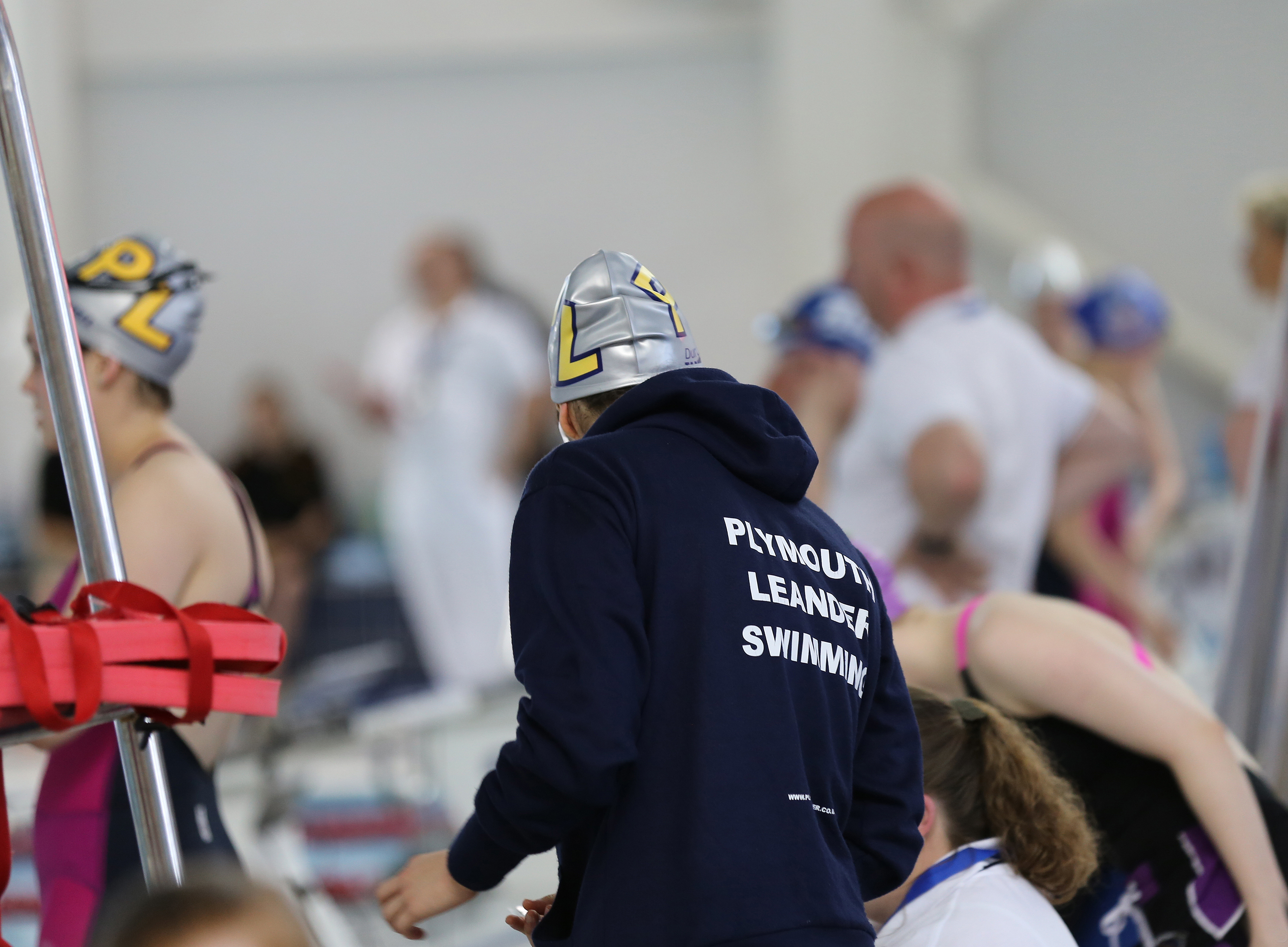Plymouth Leander Swimming