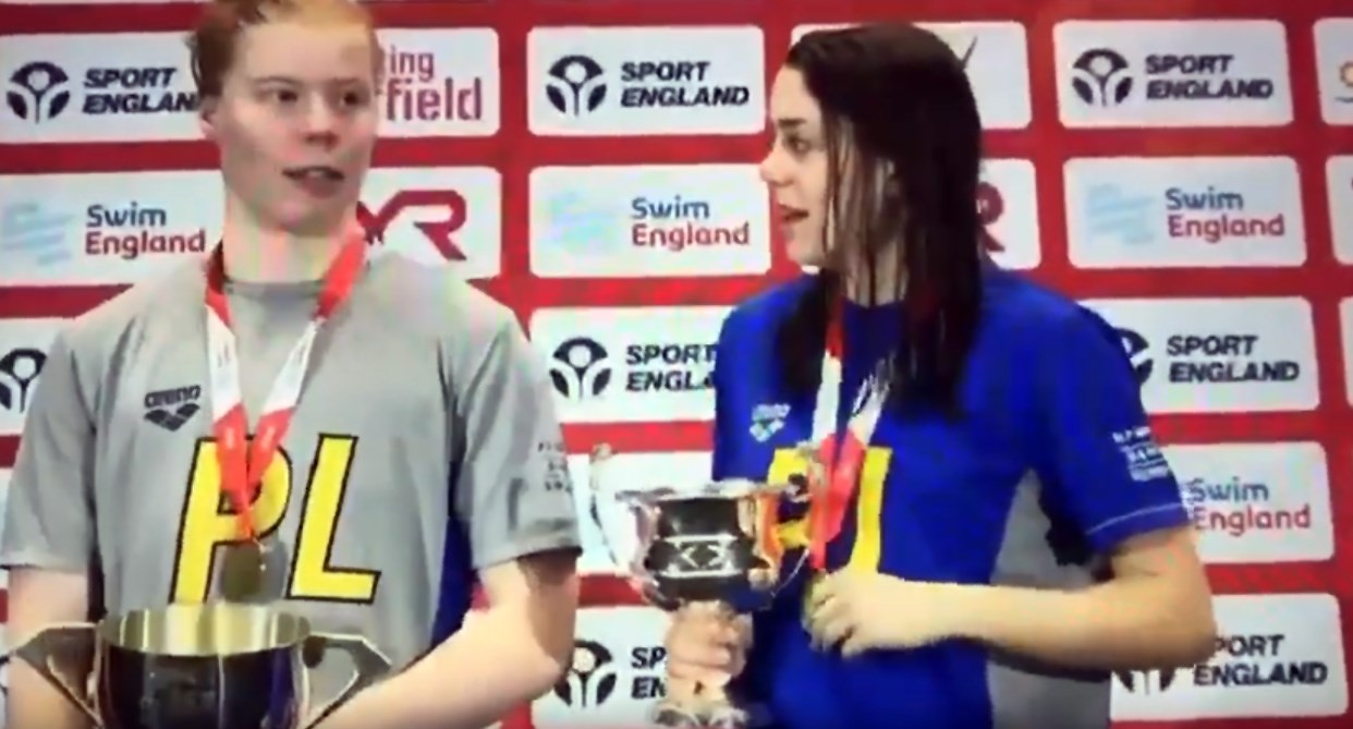 Record breaking swims for PL athletes at the English Winter Nationals