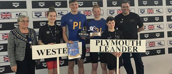 Plymouth Leander win 50th anniversary National Arena League Cup Final