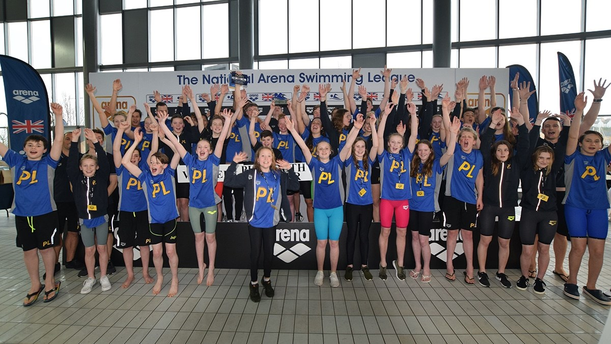 Plymouth Leander Arena league winners 2019