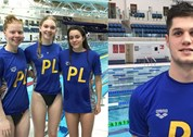 Big week for Plymouth Leander as juniors also selected for Team GB