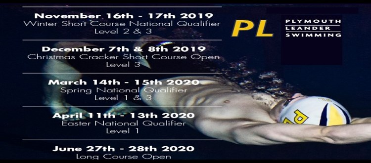 Plymouth Leander open meets