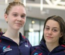 Plymouth Leander duo excited about competing at next week's European Junior Championships