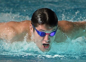 Para-swimming opportunity has changed Dunn's life